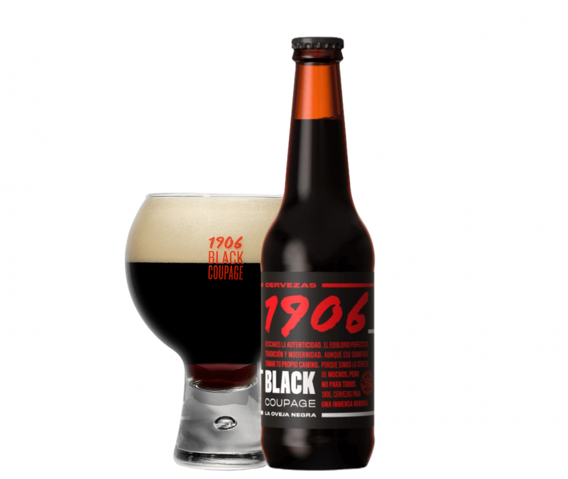 1906 – Black Coupage