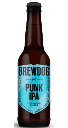 Punk Ipa BrewDog – Escocia
