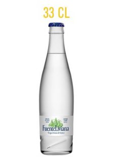 Agua Fuente Liviana (Con/Sin Gas) 500 ml